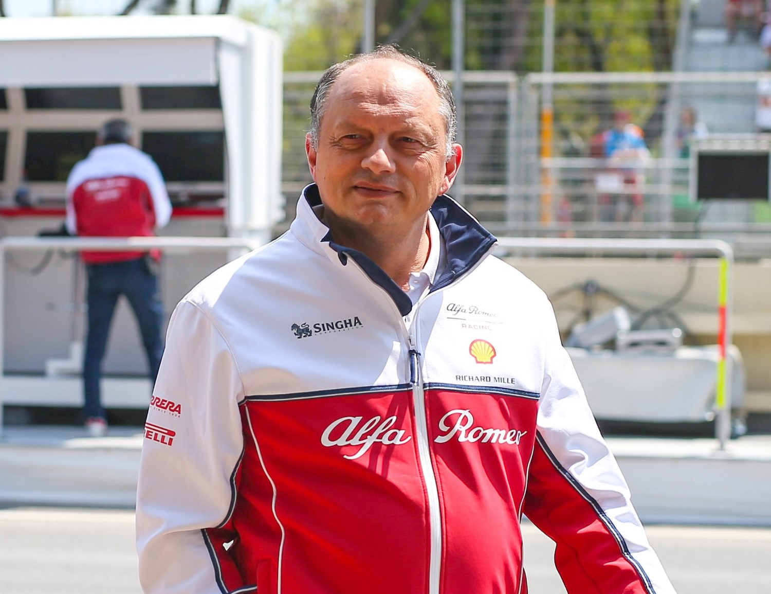 Vasseur may need a new engine supplier soon