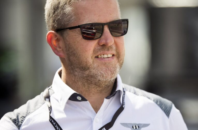 Paul Williams named Bentley Director of Motorsport
