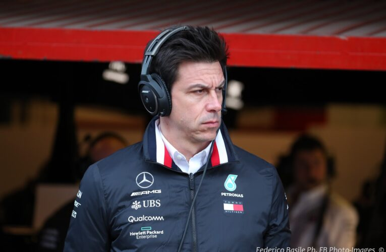 Wolff warns F1 rivals over data sharing accusations