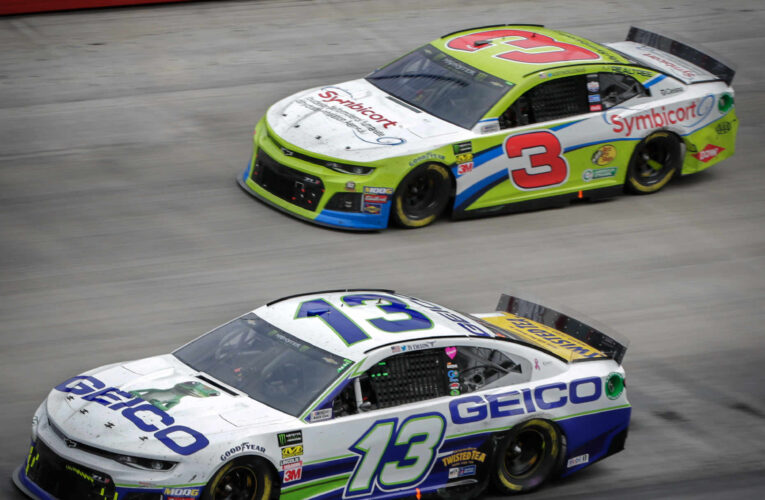 NASCAR and IndyCar on TV this week