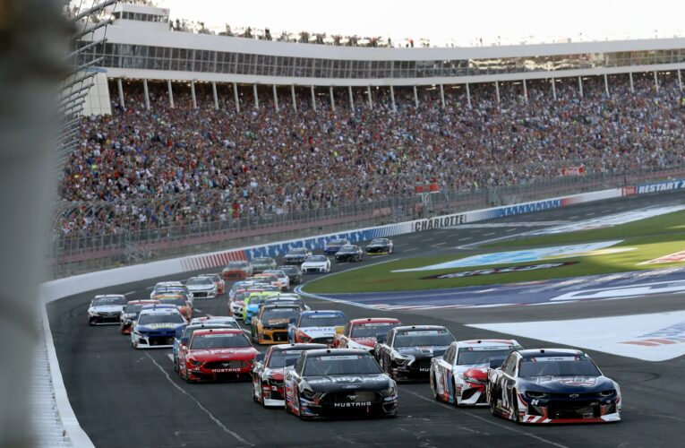 Fans may be allowed to attend Charlotte Motor Speedway race weekend