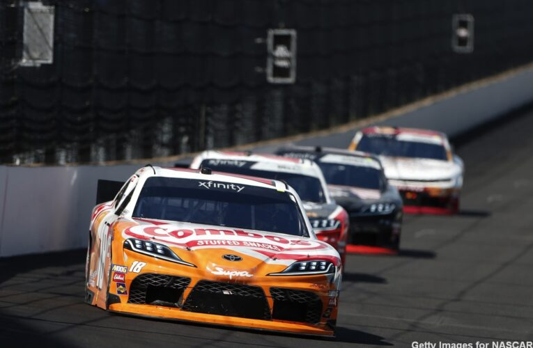 NASCAR: IMS plans for Cup to return to the oval at some point