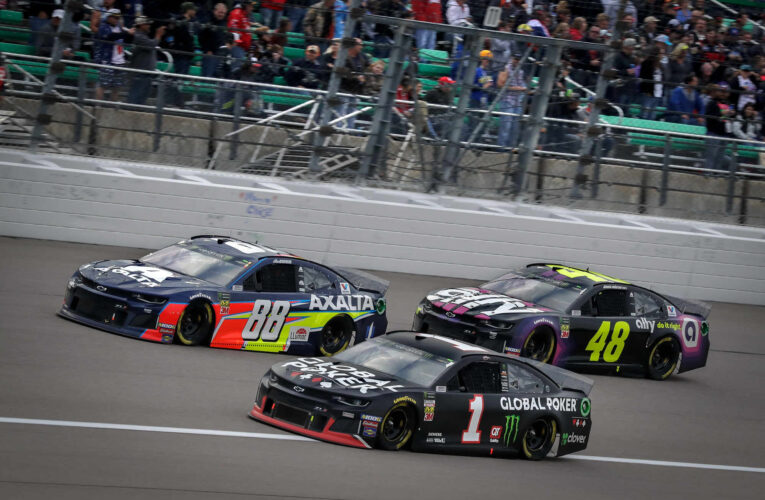 Kansas To Allow Fans For Cup Series Playoff Race