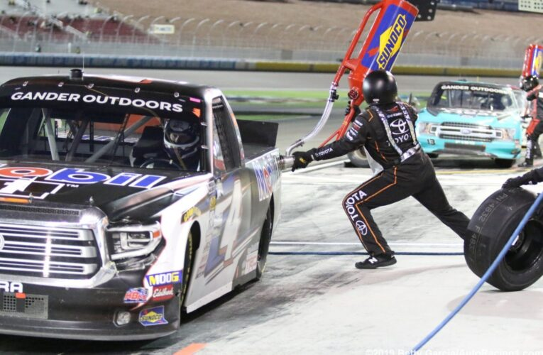 NASCAR introduces new pit stop procedure at select races