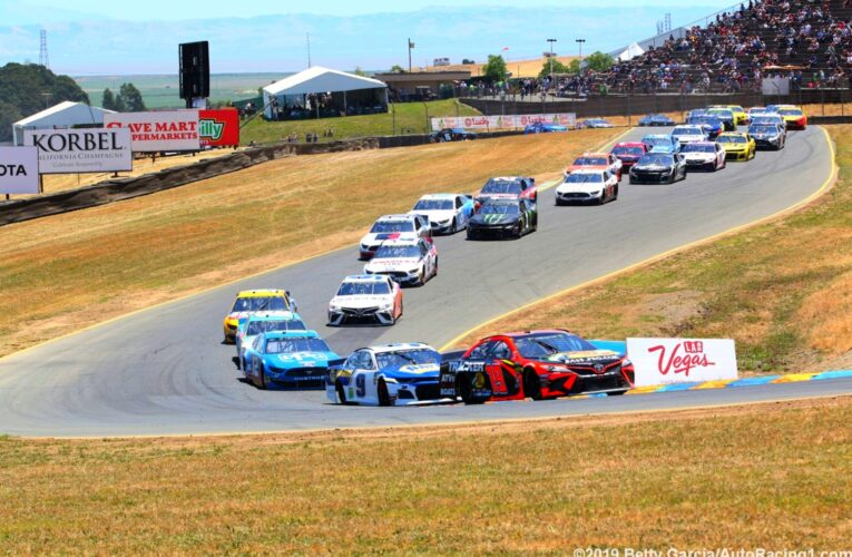 Sonoma Raceway to Welcome Fans to Toyota/Save Mart 350 NASCAR Weekend