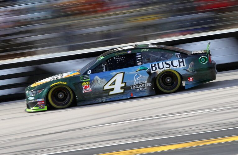 Video: Kevin Harvick on Texas Motor Speedway