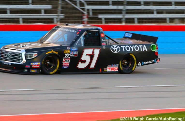 Toyota Earns 11th Truck Series Manufacturer's Championship