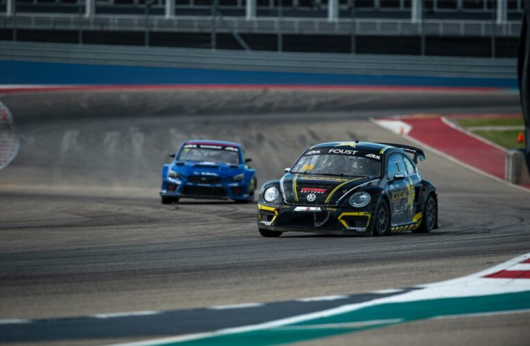 ARX: Tanner Foust wins at COTA