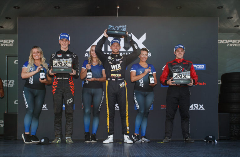 Indy 500 Driver Sage Karam Claims First ARX2 Victory