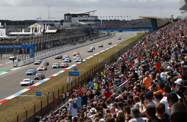 DTM with spectators: 10,000 fans per race day planned at Assen