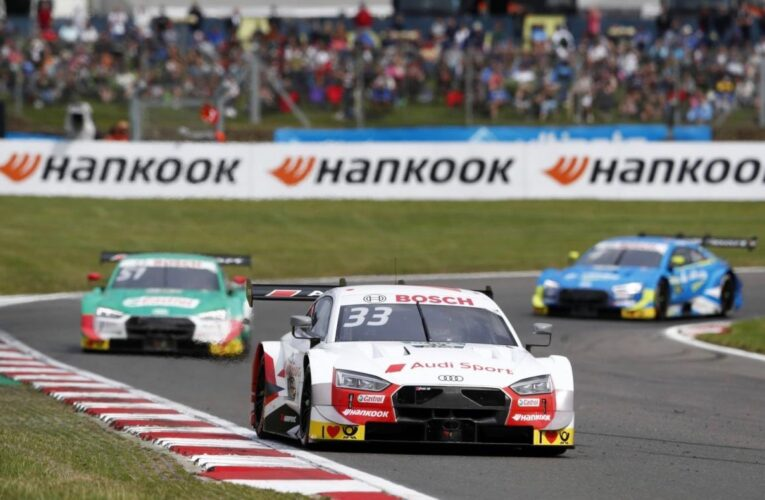 2020 DTM season to have ten events