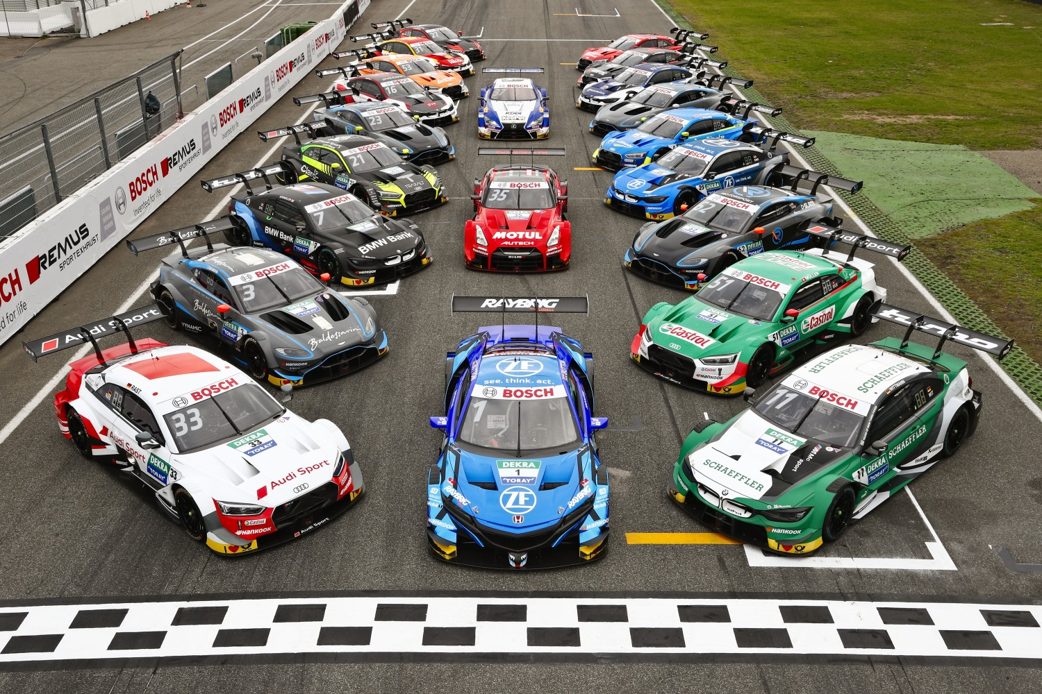 One week to go until landmark DTM & SUPER GT 'Dream Race' tie-up