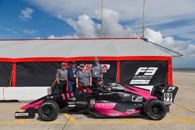 F3 Americas to race on streets of Quebec
