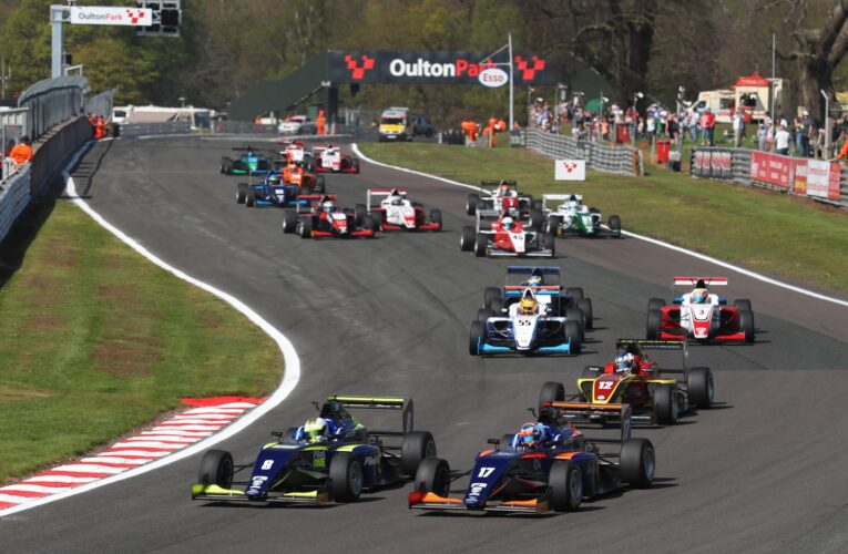 Novalak claims maiden British F3 win in eventful Oulton Park opener