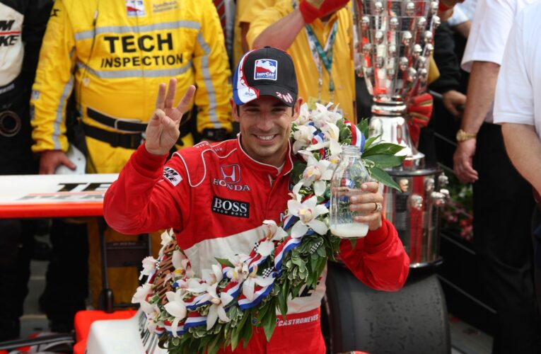 Castroneves and di Grassi team up at ROC Mexico