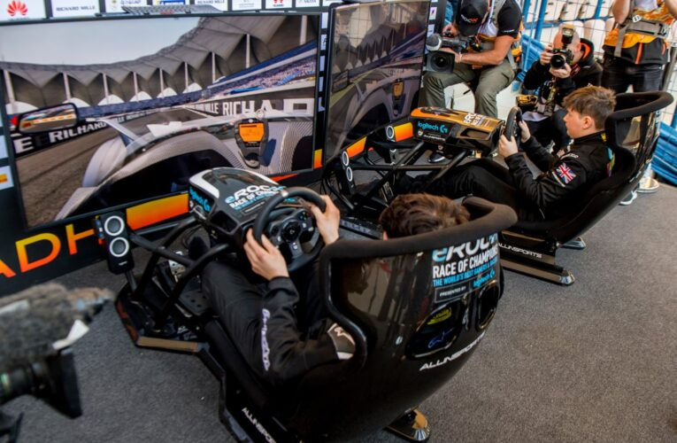 Mexico City to host eROC World Final after contest to find the planet's fastest simracers