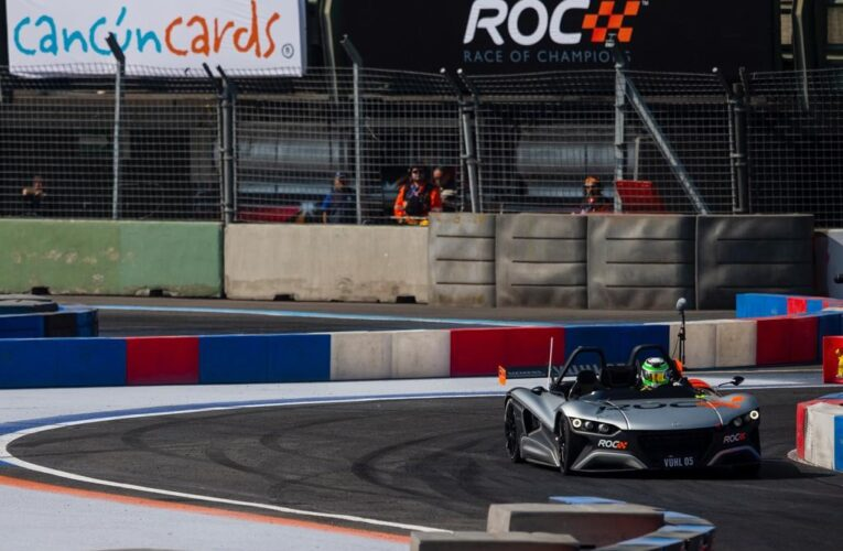IndyCar rookie O'Ward turns heads in Mexico City (Update)