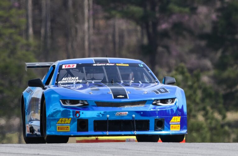 Title Chases Tighten for Trans Am at Road Atlanta