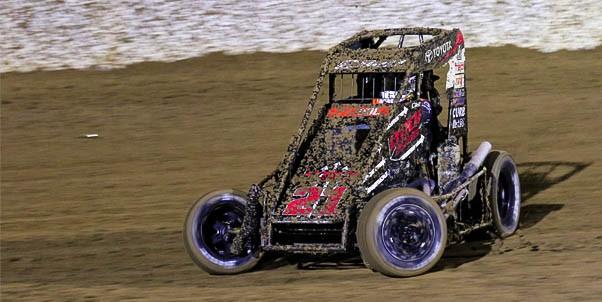 Larson, Bell Adding NASCAR Star Power to Growing IMS dirt race