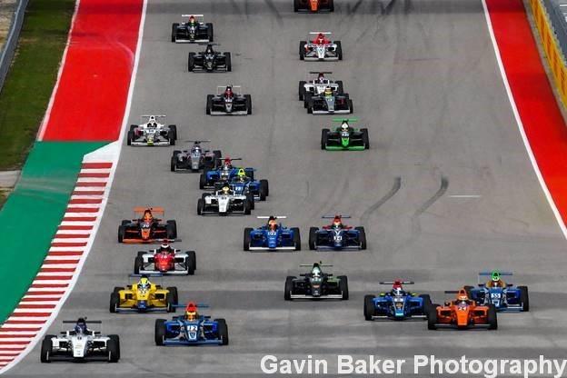 F4 U.S. And FR Americas postpones early races