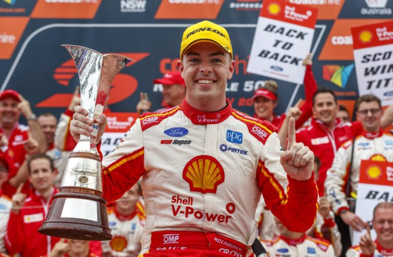 Rumor: McLaughlin to take what was to be Rossi's seat at Team Penske  (Update)