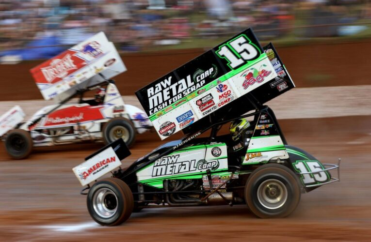 World of Outlaws announces return to action
