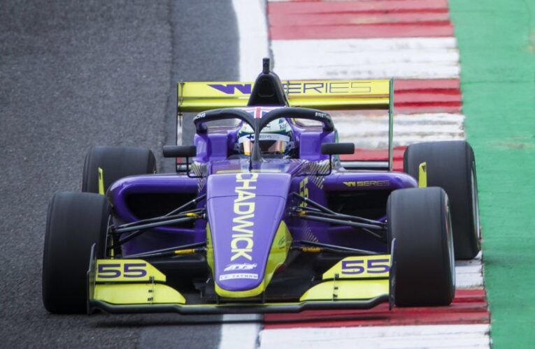 W Series locks in eight F1 support races