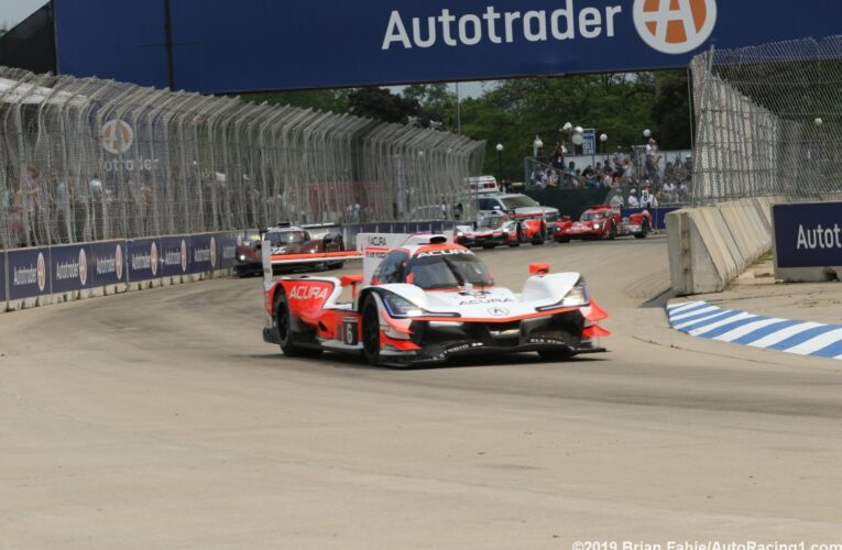 2021 Detroit GP to feature IMSA and IndyCar on consecutive weekends
