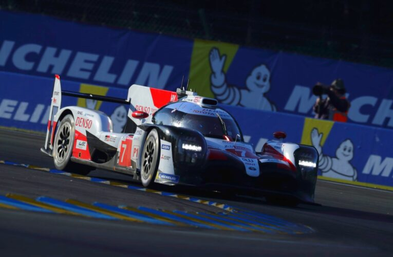 Toyota gets wings clipped for Le Mans