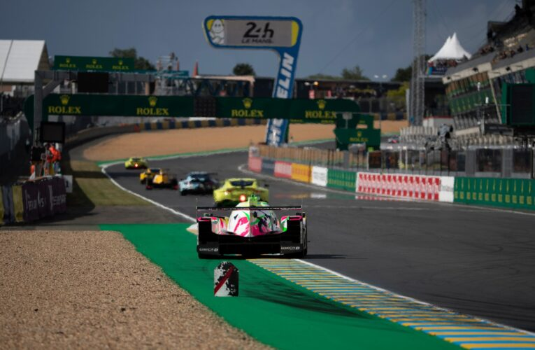 62-car Entry list for 24 Hours of Le Mans revealed