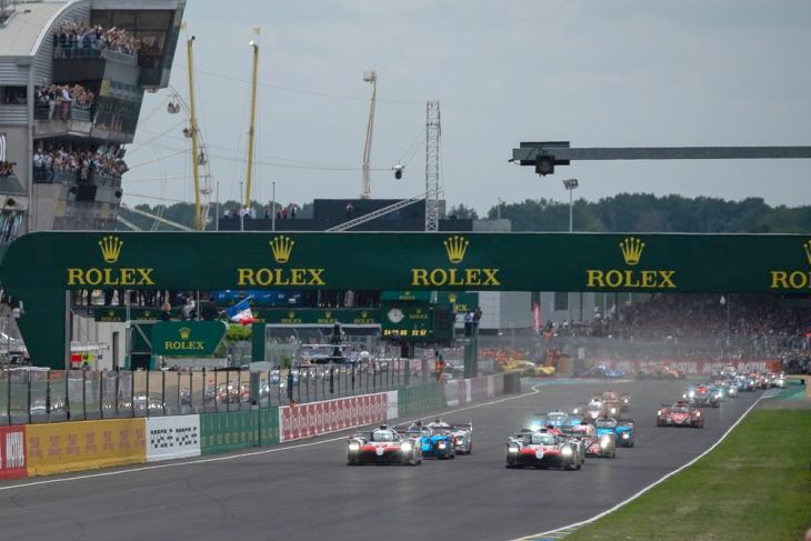 24 Hours of Le Mans postponed until August