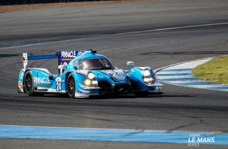 Harrison Newey Claims Pole for the 4 Hours of Buriram