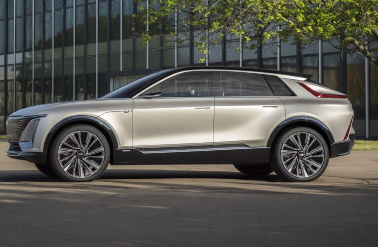 Cadillac unveils over-priced 2022 Lyric