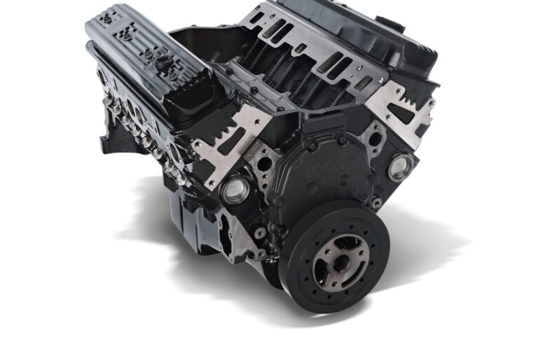 General Motors Introduces New 350 Service Engines