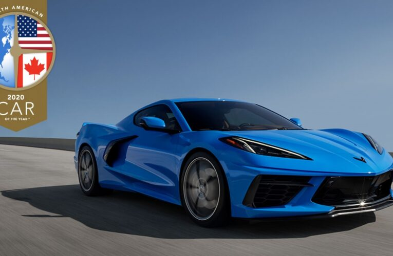 Chevy Corvette engineers moved to EV team at GM