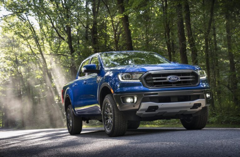 We drive the Ford Ranger Lariat 4WD