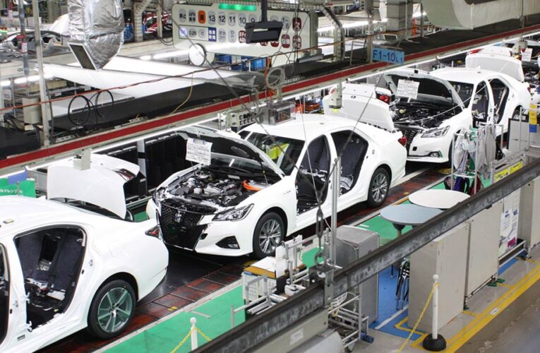 Japan Plans to Ban Gasoline Car Sales by 2035