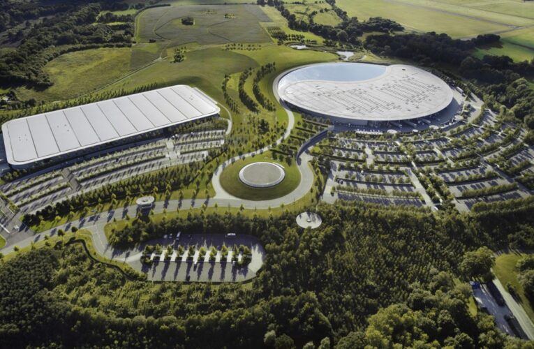 McLaren to sell HQ building to raise money  (2nd Update)
