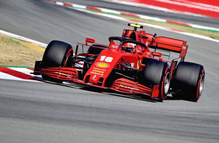 Danner slams Leclerc for driving without seatbelts