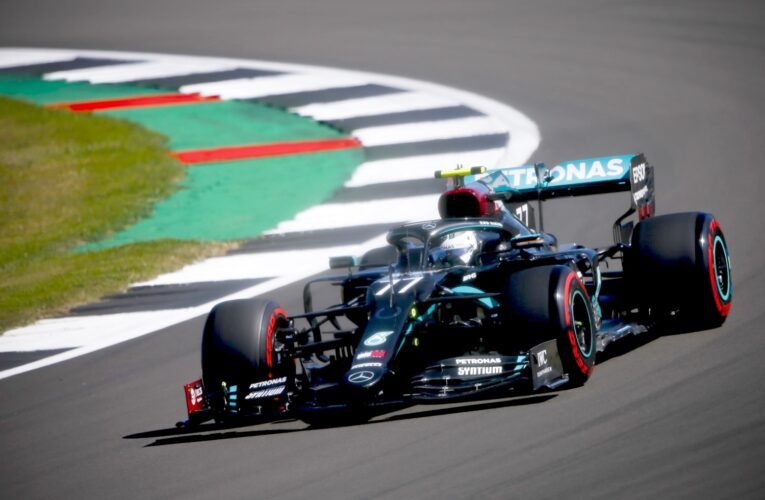 Bottas leads Mercedes 1-2 in opening Spanish GP practice