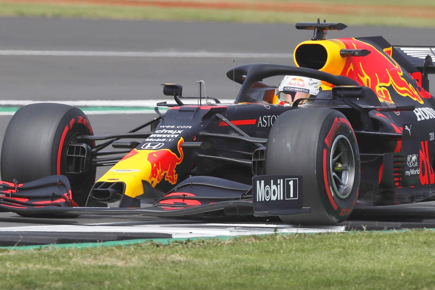 Max Verstappen proved once again he is the most talented driver in F1, beating the two Mercedes with an inferior car.