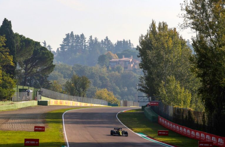 Imola aims for three-year F1 race deal