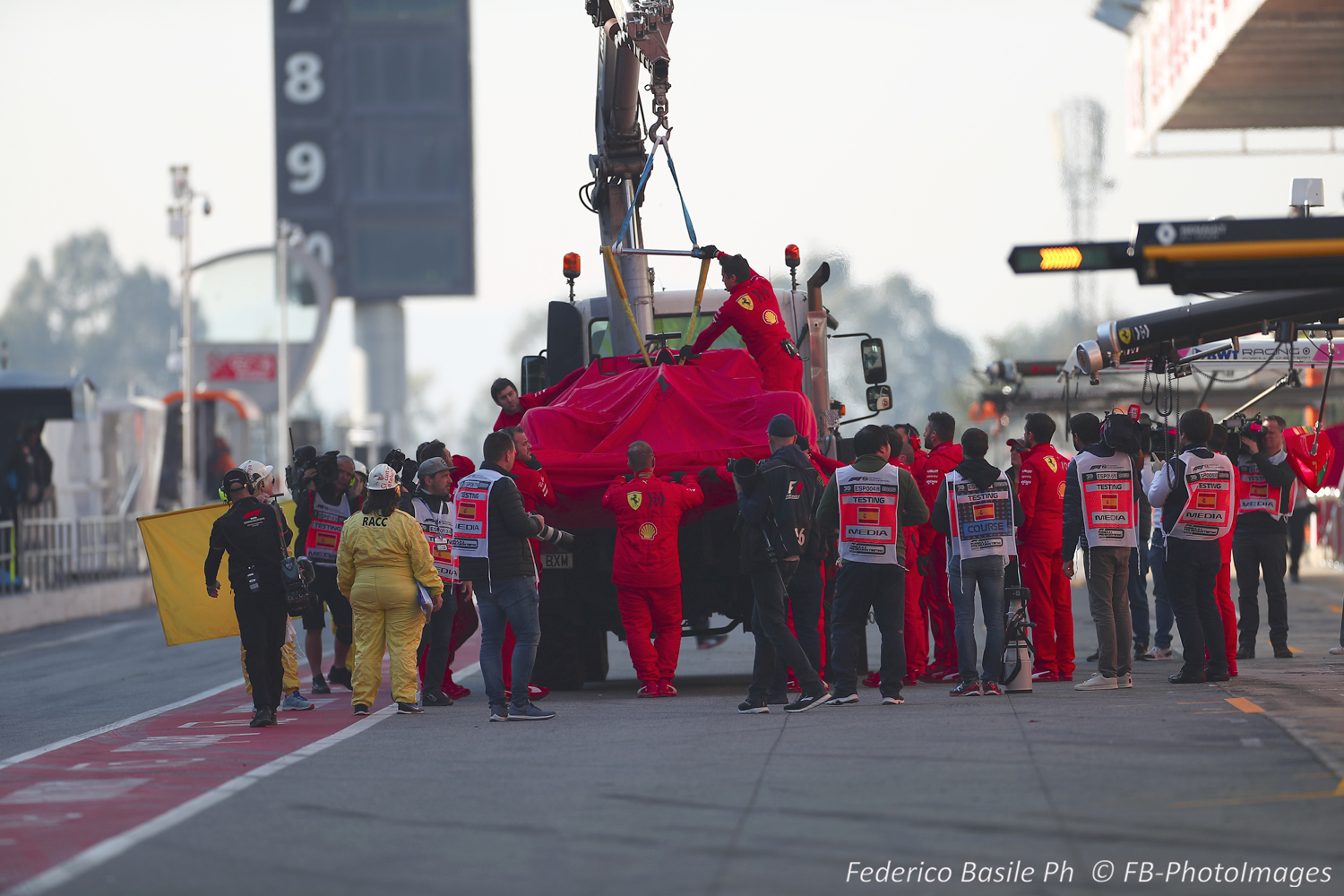 Vettel's engine failure deemed to be an easy fix