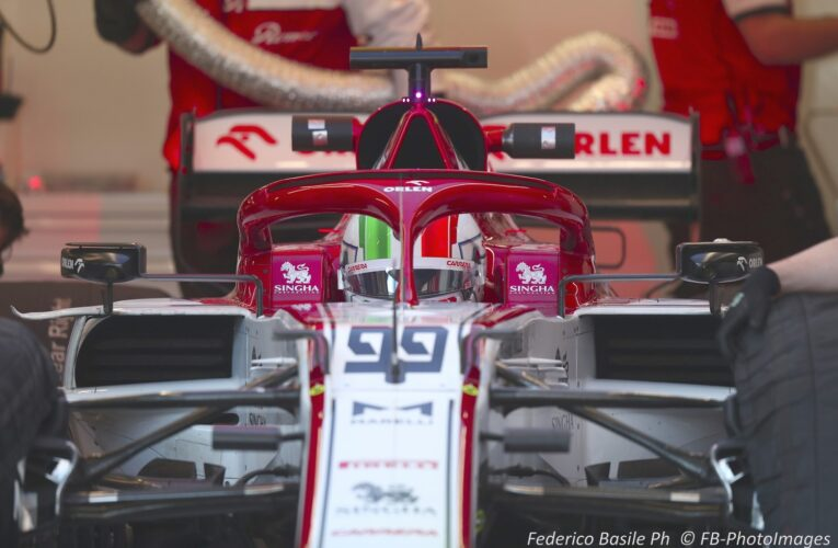 Alfa Romeo sets launch date and place for 2021 F1 car