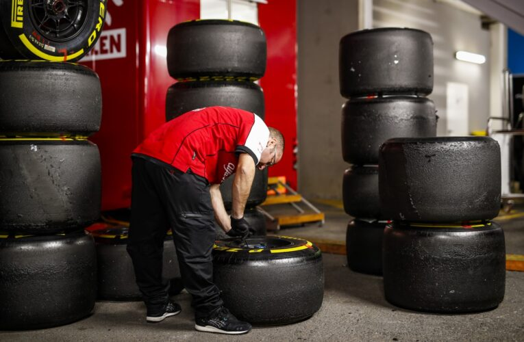 2022 F1 tires should be 'compromise' – Isola