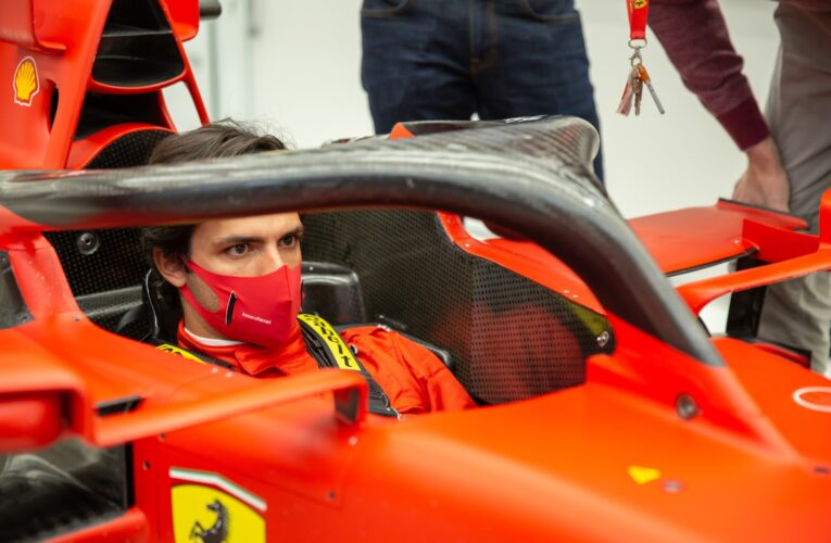 Sainz Jr. expects to 'chase' Leclerc early in 2021