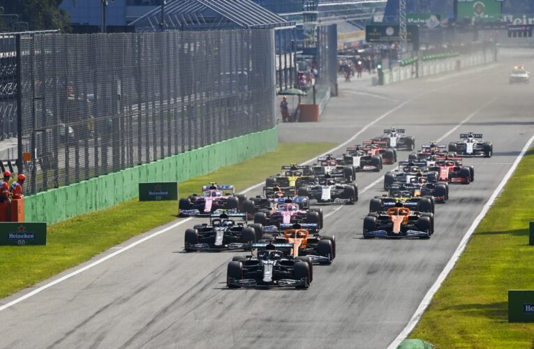 F1 rejects Liberty's reverse grid plans
