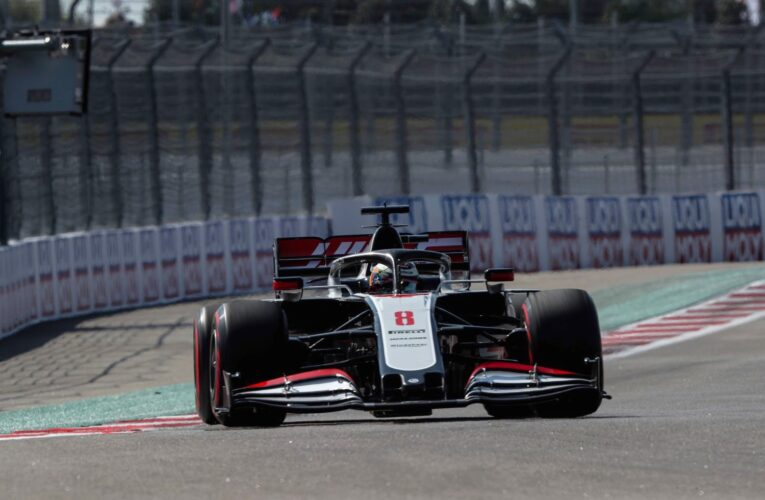 Steiner hits out at Grosjean's car complaints
