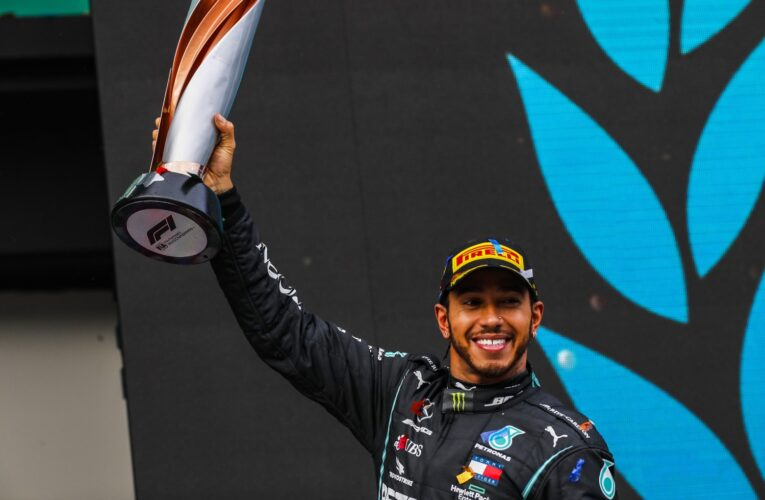 Top Five British Drivers of all-time