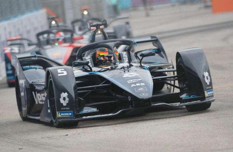 Vandoorne takes his and Mercedes-Benz EQ's first Formula E victory